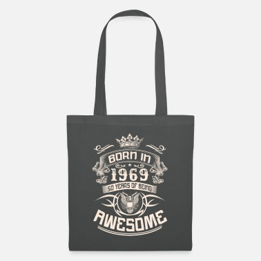 50 Years Old Birthday 50th birthday 1969 fifty 50 years Legends - Tote Bag