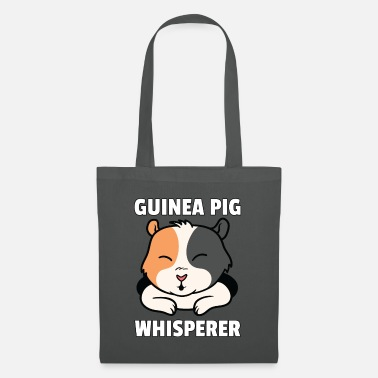 Animal Love Guinea Pig Pet Whisperer Love Gift - Tote Bag