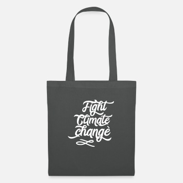 Recycling climate Change - Tote Bag