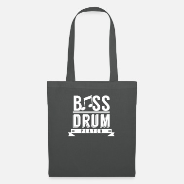 Bass Clef Drums Bass Drums Drummer Drum Band - Tote Bag