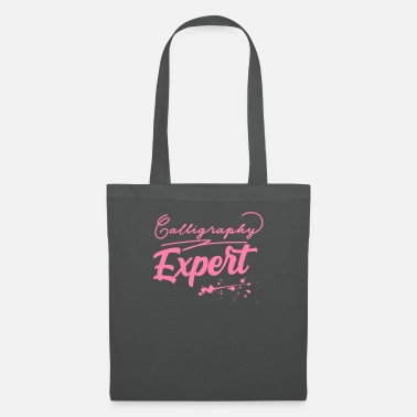 Sign handwriting - Tote Bag