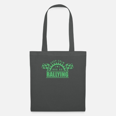 Rally Rally Rally Rally Car Rally Rallies - Tote Bag