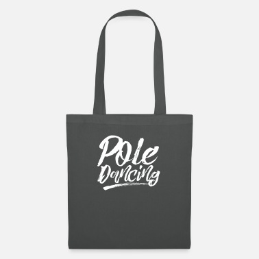 Male Dancer pole dance - Tote Bag