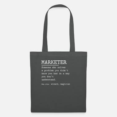 Market MARKETERS - Tote Bag