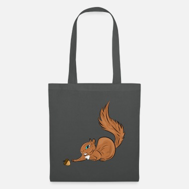 Squirrel squirrel - Squirrel - Tote Bag