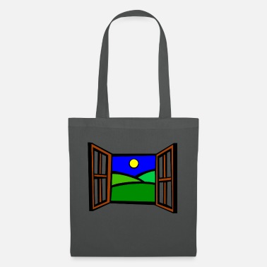 Windows window - Tote Bag