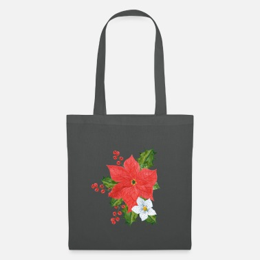 Poinsettia Poinsettia plant - Tote Bag