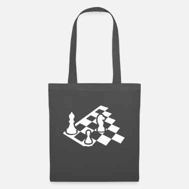 Chess Chess Board T Shirt - Tote Bag