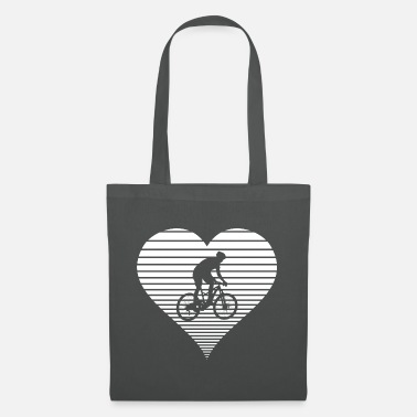 Mountain Bike mountain bike - Borsa di stoffa