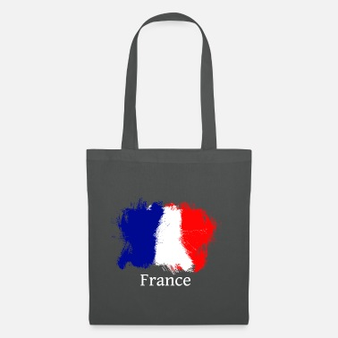 France Flag France France flag - Tote Bag