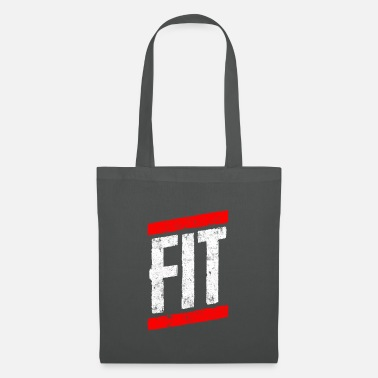Fitness Fitness fit - Tote Bag