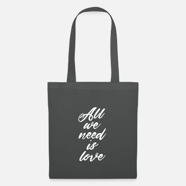 All we need is love - Canserbero - Tote Bag