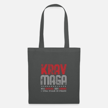 Kombat Krav Maga Self-Defense Martial Arts From Israel - Tote Bag