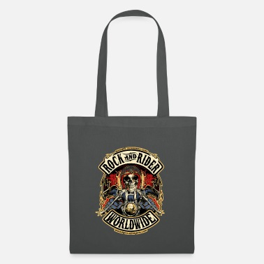 Rock And Rider ROCK AND RIDER WORLDWIDE ORIGINAL - Bolsa de tela