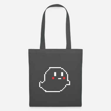Ghost Pixel Timid ghost pixel - Tote Bag