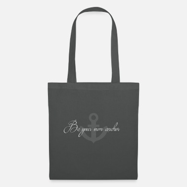 Teen Be your own anchor, Teen Wolf - Tote Bag