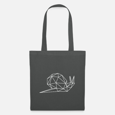 Hipster snail - Tote Bag