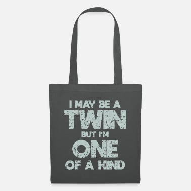 Siblings Twins siblings - Tote Bag