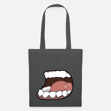 Mouth Hunger, mouth, mouth - Tote Bag