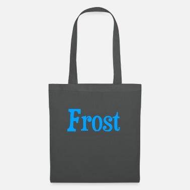 Frost frost - Tote Bag