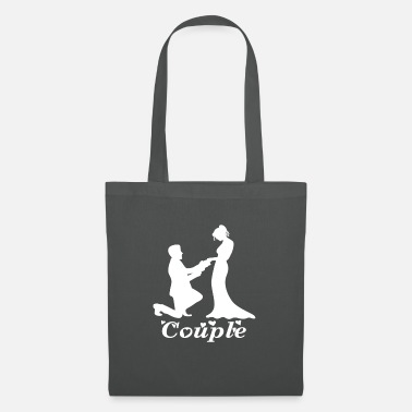 Couple Couple - Couple - Tote Bag