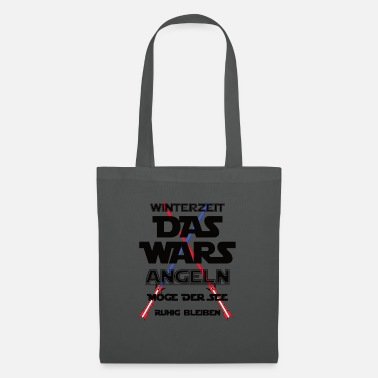 Lightsaber Fishing fishing, hunting hunting - Tote Bag