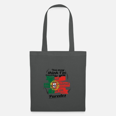 Paredes HOLIDAY HOME ROOTS TRAVEL IN Portugal Paredes - Tote Bag