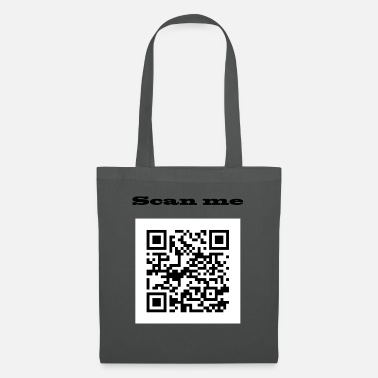 Scanner Scan me - Tote Bag