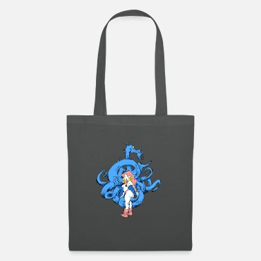Dragon lady - Tote Bag
