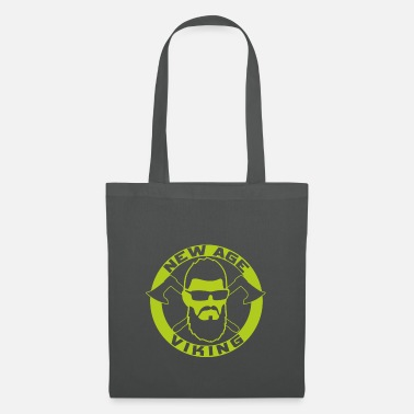 New Age NEW AGE VIKING Green - Tote Bag