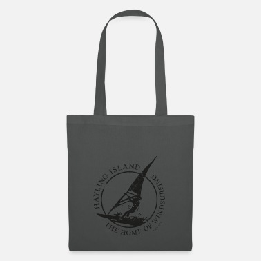 windsurfer black - Tote Bag
