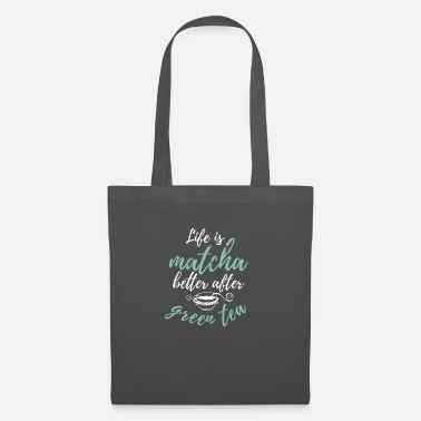 Coffee Drinkers Matcha Green Tea Drinker Gift Green Tea - Tote Bag