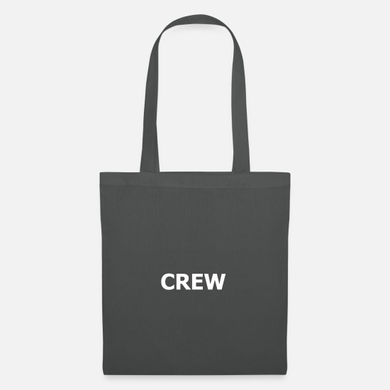 Bodyguard Bags & Backpacks - Crew Version 1 - Tote Bag graphite grey