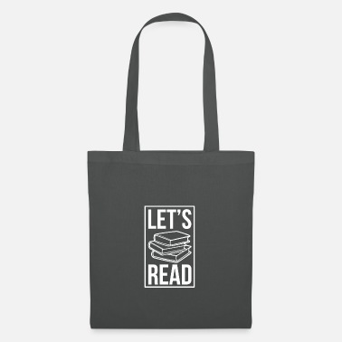 Author Read Bookworm Books Bookworm Education Hobby - Tote Bag