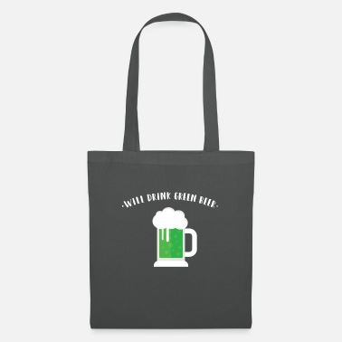 Green Beer Will Drink Green Beer - Tote Bag