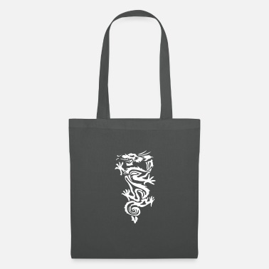 Asian Dragon - Dragon - Shirt - Tote Bag