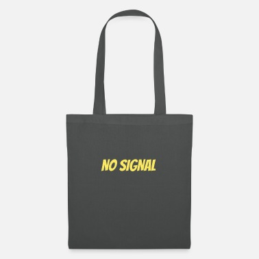 Signal No signal - Tote Bag