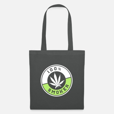 Kush weed smoker - Tote Bag