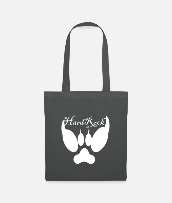 Hardstyle Bags & Backpacks - Hard Rock Hard style - Tote Bag graphite grey