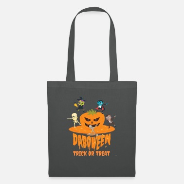 Trick Or Treat Daboween Trick Or Treat - Sac en tissu