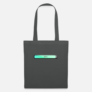Loading Bar loading bar - Tote Bag