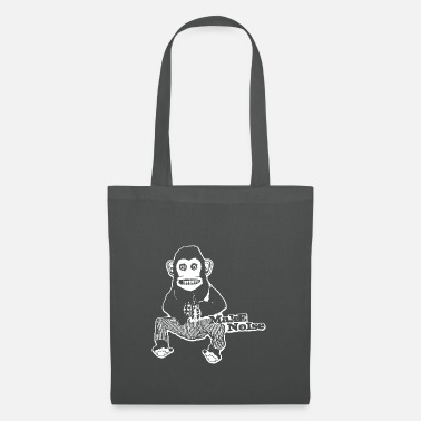 Loud Make some noise / noise / say funny - Tote Bag
