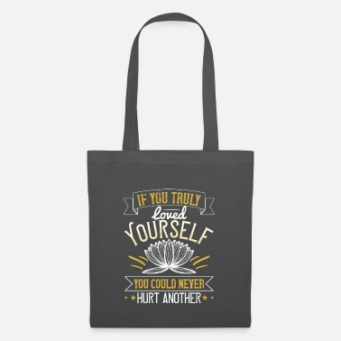Om Buddha Buddhism meditation yoga gift 35 - Tote Bag