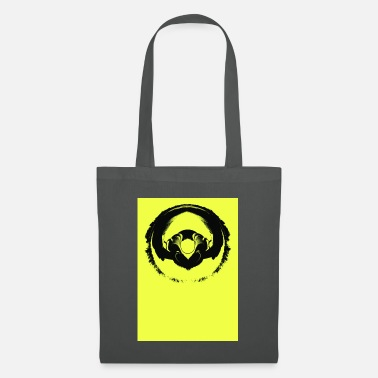 Contract But Art Headphone Twist - Tote Bag