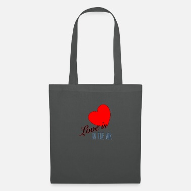 Love-is-in-the-air Love is in the air - Tote Bag