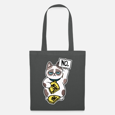 Unlucky Cat Design - Kangaskassi