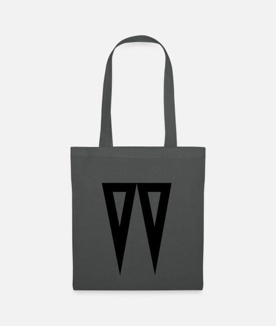 Design Bags & Backpacks - W - Tote Bag graphite grey