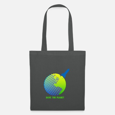 Save The Planet save the planet - Tote Bag