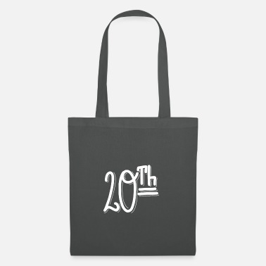 20th 20th - Tote Bag