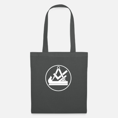 Carpenter guild sign - Tote Bag